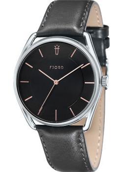 Fjord Часы Fjord FJ-3022-01. Коллекция VIGDIC fjord женские наручные часы fjord fj 6020 44