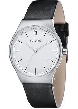 Fjord Часы Fjord FJ-3026-02. Коллекция OLLE fjord женские наручные часы fjord fj 6020 44