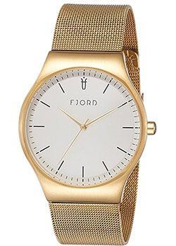 Fjord Часы Fjord FJ-3026-44. Коллекция OLLE fjord женские наручные часы fjord fj 6020 44