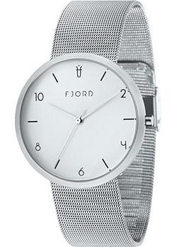 Fjord Часы Fjord FJ-3027-22. Коллекция LAURENS fjord часы fjord fj 6035 66 коллекция laurens