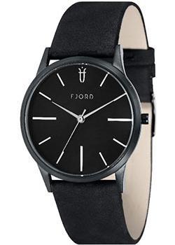 Fjord Часы Fjord FJ-3028-01. Коллекция VENDELA fjord часы fjord fj 6018 01 коллекция emma