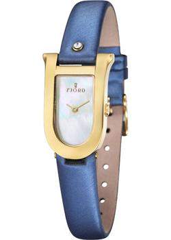 Fjord Часы Fjord FJ-6022-03. Коллекция FREYA шапка женская roxy fjord blue radiance
