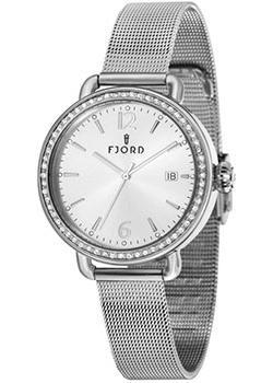 Fjord Часы Fjord FJ-6023-11. Коллекция NISSE fjord часы fjord fj 6013 11 коллекция vihelmina