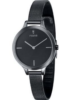 Fjord Часы Fjord FJ-6027-44. Коллекция GYDA fjord женские наручные часы fjord fj 6020 44
