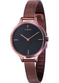 Fjord Часы Fjord FJ-6027-55. Коллекция GYDA fjord женские наручные часы fjord fj 6020 44
