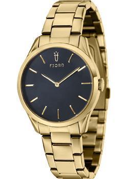 Fjord Часы Fjord FJ-6028-33. Коллекция VENDELA цена 2017