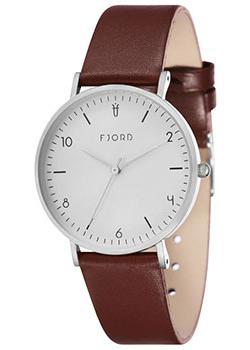 Fjord Часы Fjord FJ-6037-02. Коллекция LAURENS fjord fj 3001 02
