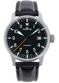 Fortis Часы Fortis 595.11.41L. Коллекция Aviatis fortis 647 18 31 l01