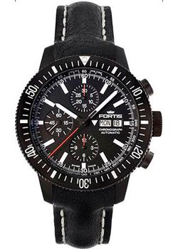 Fortis Часы Fortis 638.18.31L. Коллекция Official Cosmonauts часы fortis