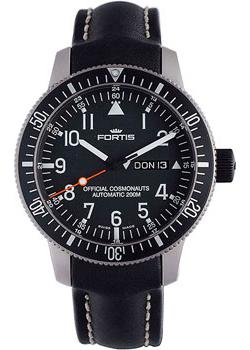 Fortis Часы Fortis 647.27.11L01. Коллекция Official Cosmonauts часы fortis