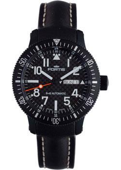 Fortis Часы Fortis 647.28.71L01. Коллекция B 42 Marinemaster seiko marinemaster