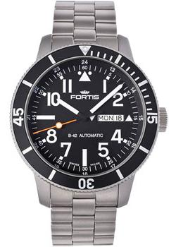 Fortis Часы Fortis 647.29.41M. Коллекция B 42 Diver