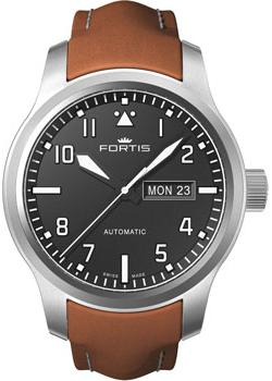 Fortis Часы Fortis 655.10.10L. Коллекция Aviation fortis часы fortis 700 10 81l01 коллекция aviation