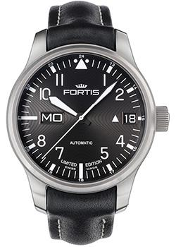 Fortis Часы Fortis 700.10.81L01. Коллекция Aviation 6061 aviation aluminum f