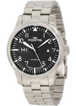Fortis Часы Fortis 700.10.81M. Коллекция Aviation 6061 aviation aluminum f
