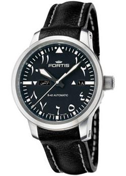 Fortis Часы Fortis 786.10.61L.01. Коллекция Aviatis