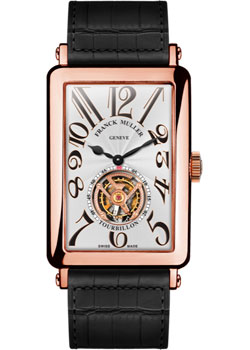 Часы Franck Muller Long Island 1200_T-gold-black