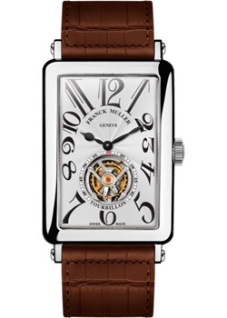 Часы Franck Muller Long Island 1200_T-white-gold