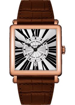 Franck Muller Часы Franck Muller 6000_H_SC_DT_R-gold-brown franck muller часы franck muller 1200 sc dt gold black