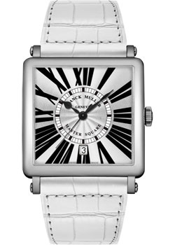 Franck Muller Часы Franck Muller 6000_H_SC_DT_R-steel-white franck muller часы franck muller v45 cc dt yachting steel