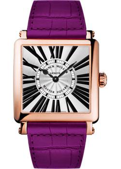 Franck Muller Часы Franck Muller 6002_M_QZ_R-gold franck muller часы franck muller 1200 sc dt gold black