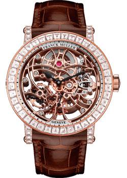 Franck Muller Часы Franck Muller 7042_B_S6_SQT_BAG-gold franck muller часы franck muller 1200 sc dt gold black