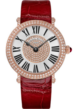 Часы Franck Muller Round 8038_QZ_D_CD_1P-red