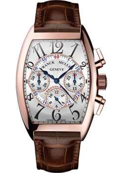 Часы Franck Muller Cintree Curvex 8880_CC_AT-gold-brown