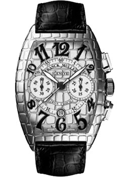Часы Franck Muller Cintree Curvex 8880_CC_AT_IRON_CRO