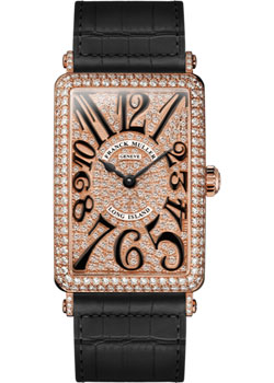 Часы Franck Muller Long Island 952_QZ_D_CD