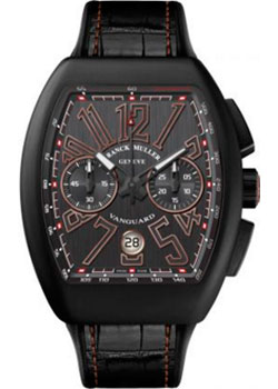 Franck Muller Часы Franck Muller V45_CC_DT_TT_NR_BR_5N franck muller часы franck muller v 32 sc