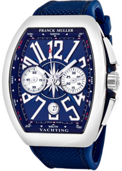 Часы Franck Muller Vanguard Yachting V45_CC_DT_YACHTING-steel