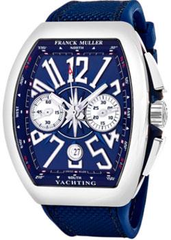 Franck Muller Часы Franck Muller V45_CC_DT_YACHTING-steel franck muller часы franck muller v 32 sc at fo d cd bl steel