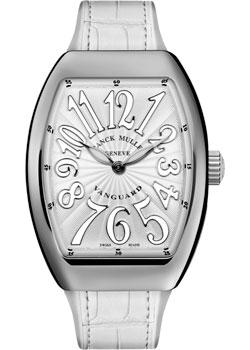 Franck Muller Часы Franck Muller V_32_QZ_BC-steel franck muller часы franck muller v45 cc dt yachting steel
