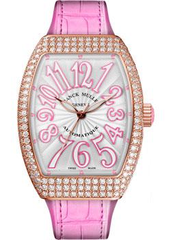 Franck Muller Часы Franck Muller V_32_SC_AT_FO_D_RS-gold franck muller часы franck muller 1200 sc dt gold black
