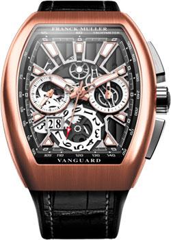 Franck Muller Часы Franck Muller V_45_CC_GD_SQT_BR-gold franck muller часы franck muller 6002 m qz r steel