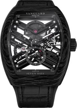 Franck Muller Часы Franck Muller V_45_S6_SQT-carbon franck muller часы franck muller 6002 m qz r steel