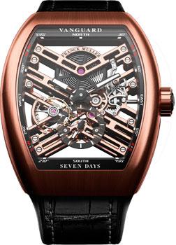 Franck Muller Часы Franck Muller V_45_S6_SQT-gold franck muller часы franck muller 6002 m qz r steel