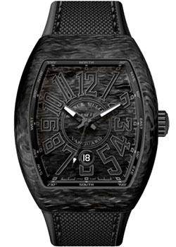 Часы Franck Muller Vanguard Backswing V_45_SCDT_CAR_NR