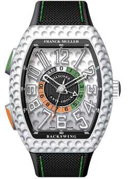 Часы Franck Muller Vanguard Backswing V_45_SCDT_COUNTER_GOLF