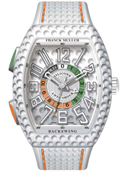 Часы Franck Muller Vanguard Backswing V_45_SCDT_GOLF