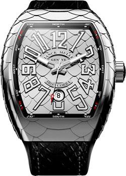 Franck Muller Часы Franck Muller V_45_SC_DT_COBRA-steel franck muller часы franck muller v 32 sc at fo d cd bl steel