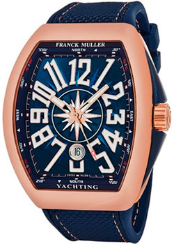 Часы Franck Muller Vanguard Yachting V_45_SC_DT_YACHTING-gold