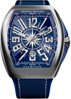 Franck Muller Часы Franck Muller V_45_SC_DT_YACHTING-steel franck muller часы franck muller 3002 m qz r d3 steel