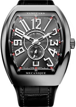 Franck Muller Часы Franck Muller V_45_S_S6-steel franck muller часы franck muller v 32 sc at fo d cd bl steel