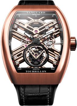 Franck Muller Часы Franck Muller V_45_T_SQT-gold franck muller часы franck muller 6002 m qz r steel