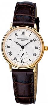 Швейцарские наручные  женские часы Frederique