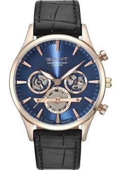 Gant Часы Gant GT005002. Коллекция Ridgefield gant часы gant gt006009 коллекция nashville