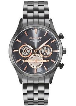 Gant Часы Gant GT005005. Коллекция Ridgefield gant часы gant gt006009 коллекция nashville