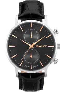 Gant Часы Gant W11202. Коллекция Park Hill II Day/Date tevise automatic mechanical tourbillon watch men luxury auto date day month stainless steel mens wristwatch horloges mannen
